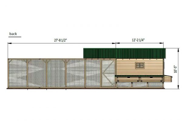 39x19 chicken run back side preview