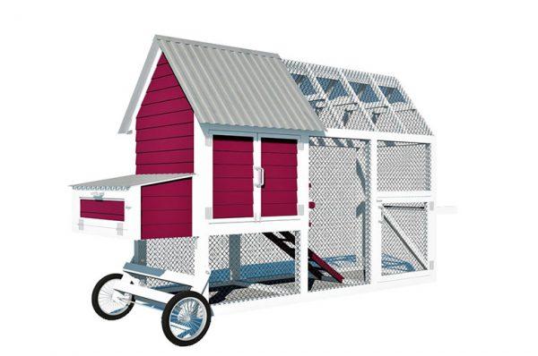 5x13 chicken tractor