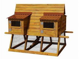 7x6 a frame chicken coop