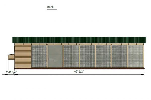 9x42 chicken run back side preview